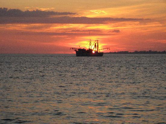 Hampton Inn & Suites Fort Myers Beach / Sanibel Gateway: Fort Myers Sunset