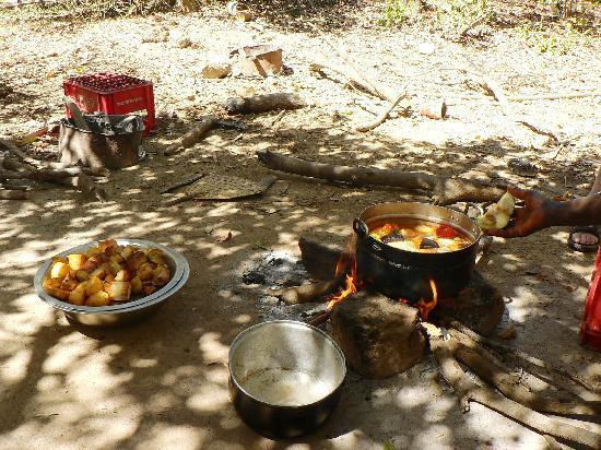 Bird Safari Camp: cookingclass