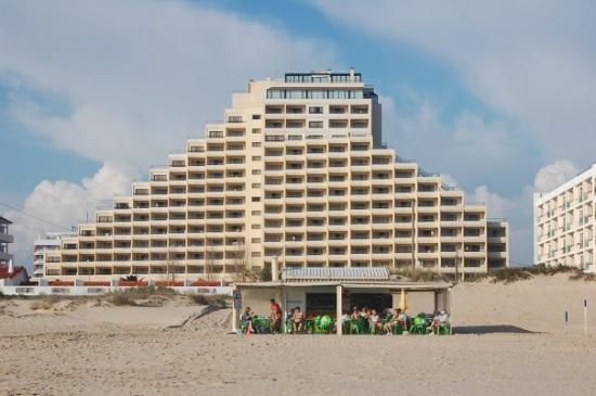มองเตกอร์โด, โปรตุเกส: Vi bodde på bra hotell (4+) i Monte Gordo