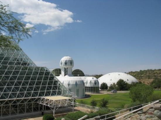 Biosphere 2: Biosphere II, Arizona, USA