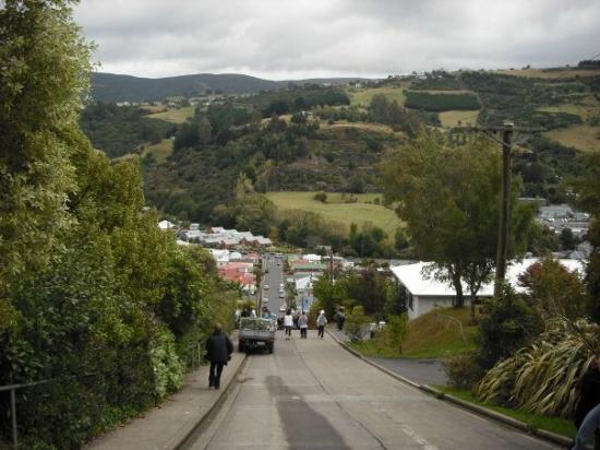 Dunedin, Nouvelle-Zélande : Balwin Street