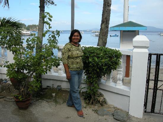 Seashore Beach Resort: Nancy the owner was very helpful.