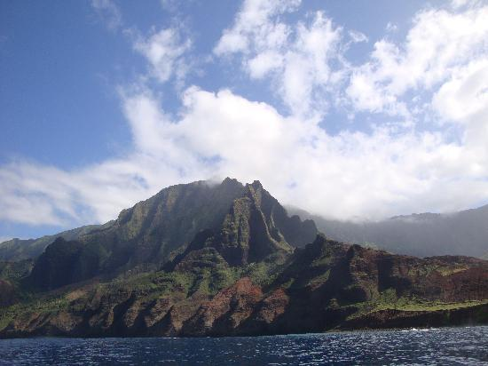 Captain Andy's Sailing Adventures: Na Pali coast