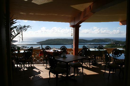 Island View Guest House : Veranda