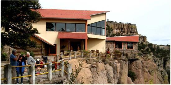 Hotel Divisadero Barrancas del Cobre