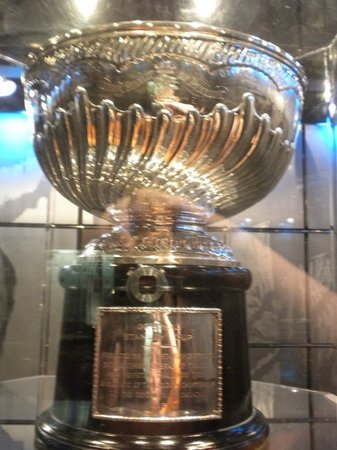 Hockey Hall of Fame: The Original Stanley Cup