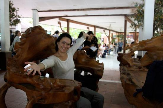 Carved Woods Factory: Woodcrafting
