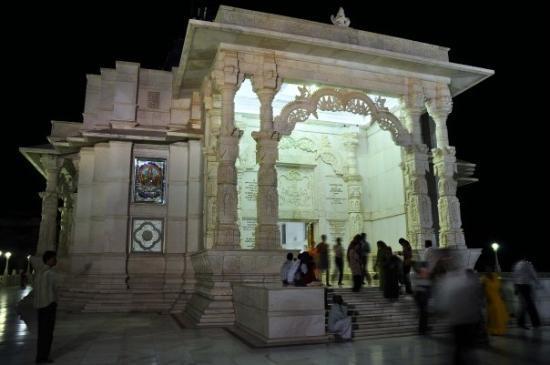Birla Mandir Temple: Birla Temple in Jaipur