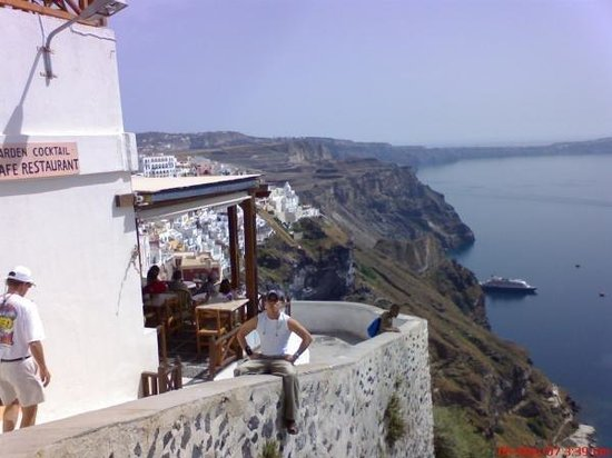 Blue Note: Santorini Greece