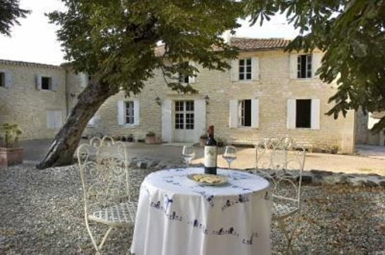 Chambres d'hotes Saint Emilion Bordeaux: Beau Sejour : Beau Séjour Façade