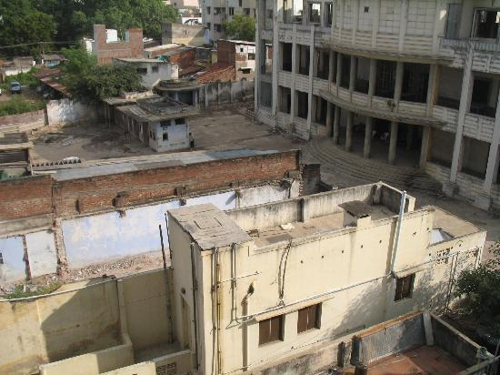 Hotel Keerthi: View - not much at all!!