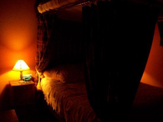 La Rucheliere : Notre beau lit