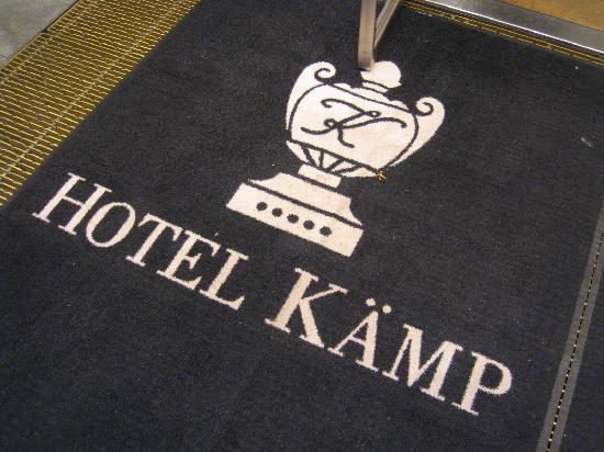 Hotel Kamp: Welcome