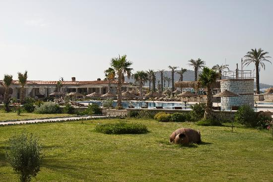 Alacati Beach Resort: View from the rooms