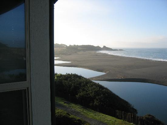 Seacliff Motel on the Bluff : View of the ocean from your room
