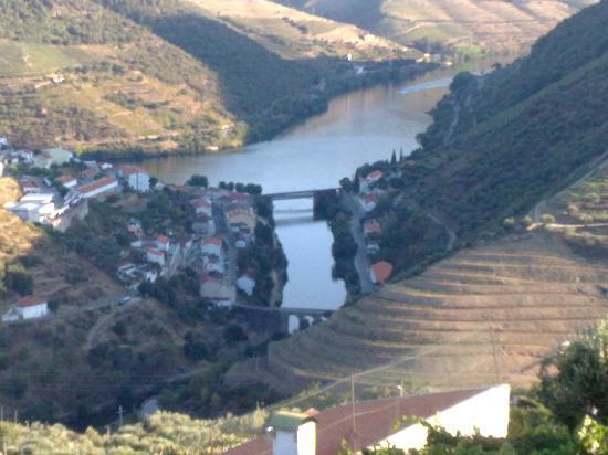 Duruelo de la Sierra, Espagne : Douro: Pinhão