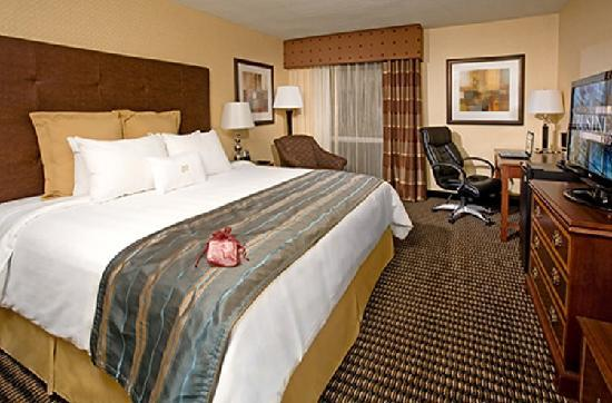 Crowne Plaza Hotel Dallas Downtown : King Room