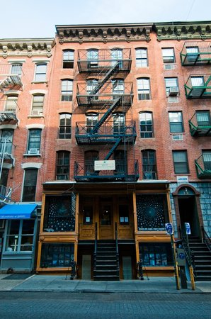 97 Orchard St, the heart of the Lower East Side Tenement Museum