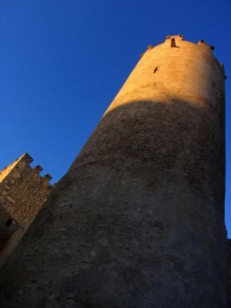Alcamo, Italia il Castello