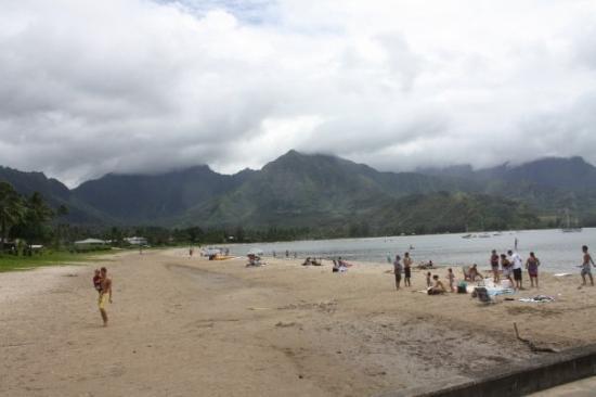Kauai, HI: Hanalei Bay