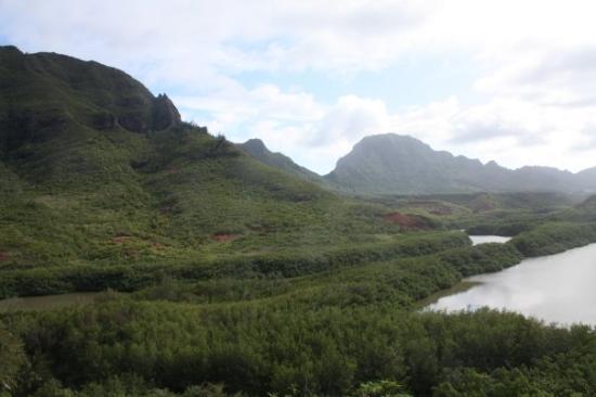 Kauai, HI: Menehune Fishpond