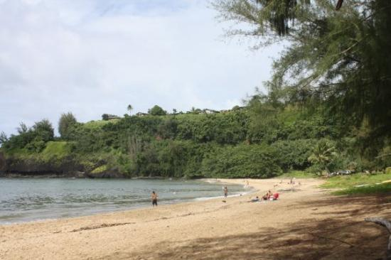 Kauai, HI: A'Anini Beach