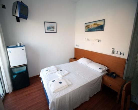 Villa Galazio: Room with doublebed