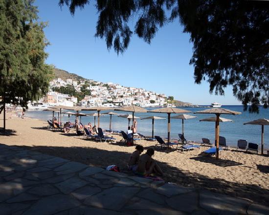 Villa Galazio : Beach