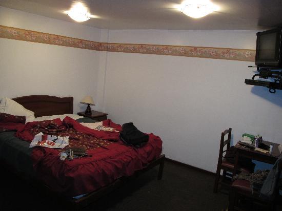 Windsor Hotel: Habitación Matrimonial