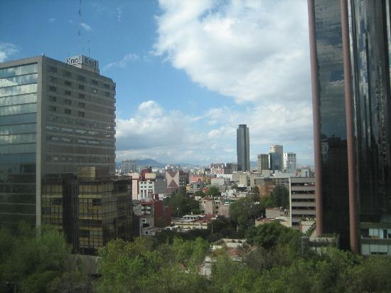 Foto de Mexico City Marriott Reforma Hotel, Ciudad de ... - photo#12