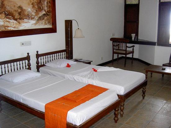 Koggala Beach Hotel: Zimmer