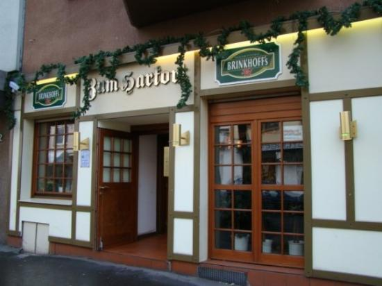 ดอร์ทมุนด์, เยอรมนี: Local pub where I have enjoyed good beer, good schnapps, good conversations, and lots of laughs.
