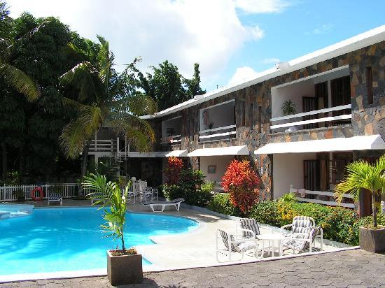 Villas Mont Choisy: View of complex
