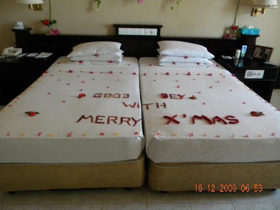 Induruwa Beach Resort: leaving day
