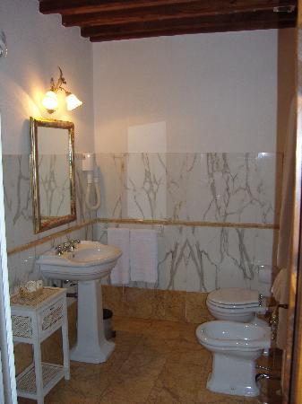 Villa Poggio ai Merli: Bagno