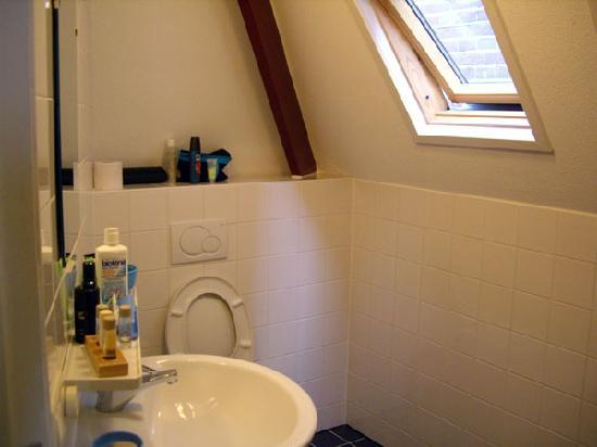 Logement de Gaaper: Bathroom