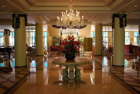 Iguazu Grand Resort, Spa & Casino: Grand Hotel Lobby
