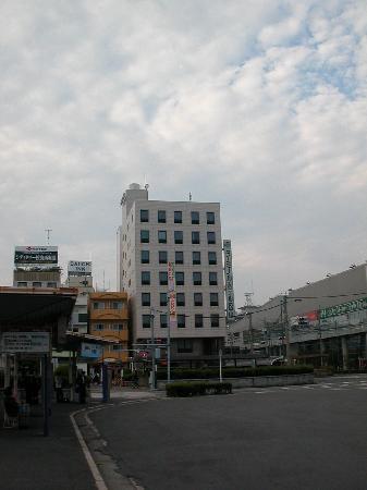 Terminal Hotel Matsuyama: 全景