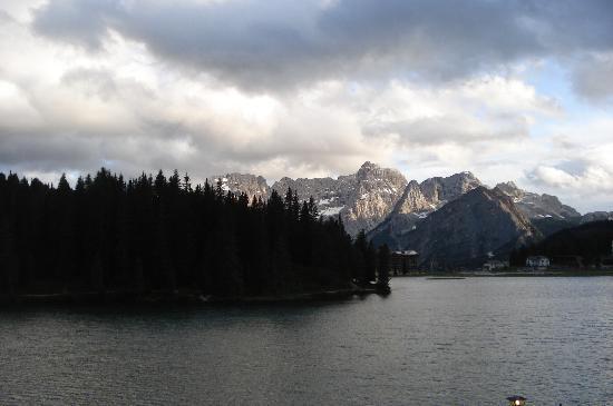 QUINZ Locanda Al Lago : Vista Dalla Camera