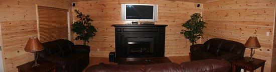 Belair, Canadá: Luxury Cabin Rentals