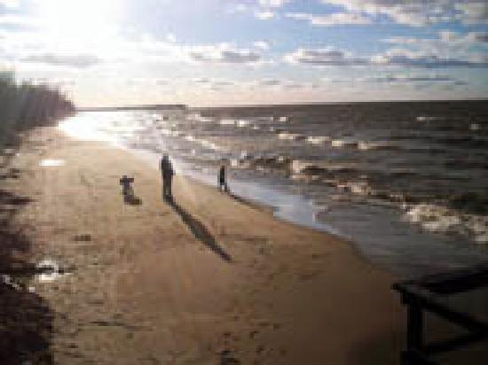 Belair, Canadá: Lester Beach, Lake Winnipeg