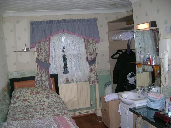Aachen Hotel : my room