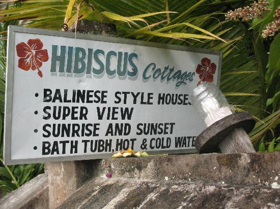 Ala Hibiscus 2 : Sign