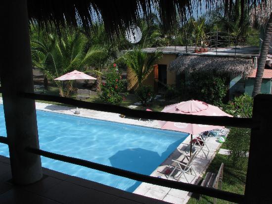 Monterrico, جواتيمالا: desde mi habitacion