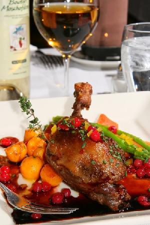 Shallow Shaft Restaurant: Confit Leg Of Duck