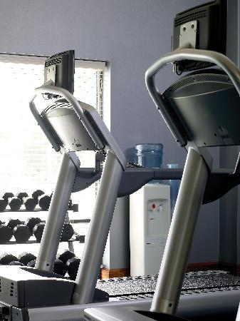 SpringHill Suites Ewing Princeton South: Fitness Center
