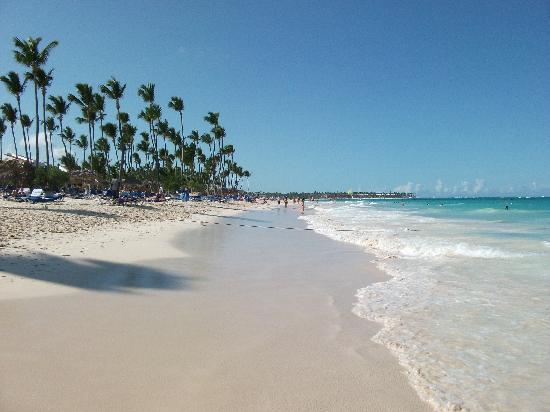 Occidental Grand Punta Cana: Beach