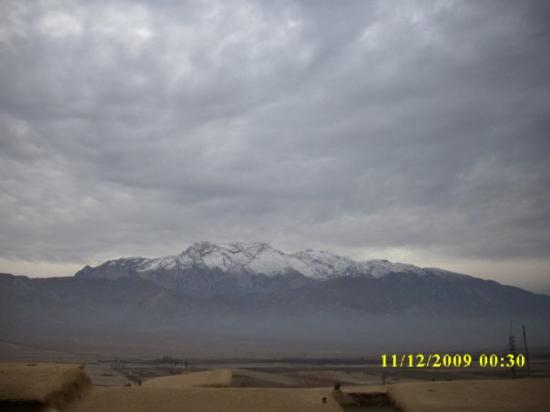 Quetta, Pakistan: Takatu-2nd Highest Peak in Balochistan