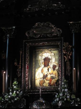 Our Lady of Czestochowa / The Black Madonna : Eccola!!!