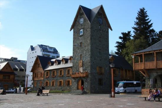 San Carlos de Bariloche, Argentina: La alcaldia/The municipality